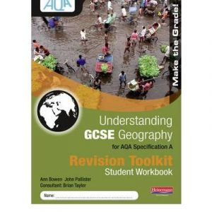 [(Understanding GCSE Geography for AQA A: Revision Toolkit Student Workbook )] [Author: John Pallister] [Oct-2010]