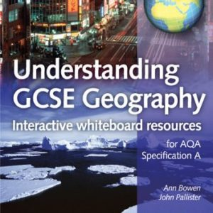A GCSE Geography Whiteboard Software for AQA (Understanding Geography)