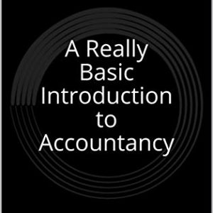 A Really Basic Introduction to Accountancy (Really Basic Introductions)
