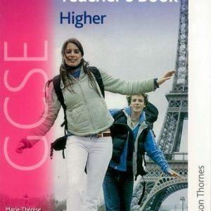 AQA GCSE French Higher Teacher's Book: Written by Oliver Gray, 2009 Edition, (Tch) Publisher: Nelson Thornes [Spiral-bound]