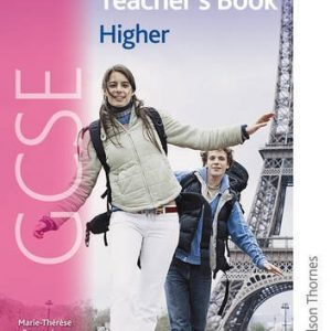 AQA GCSE French Higher Teacher's Book by Gray, Oliver, Harrison, Steve, Bougard, M T, Gilles, Jean-Cl (2009) Spiral-bound