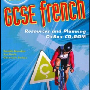 AQA GCSE French Resources and Planning OxBox CD-ROM (Aqa Gcse Oxbox CD Rom)