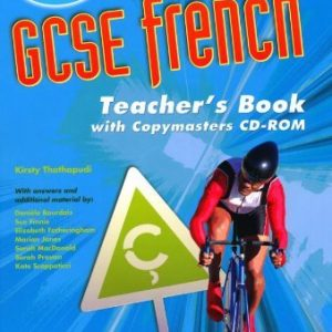 AQA GCSE French Teacher's Book and Copymasters CD-ROM by Kirsty Thathapudi (2010-04-29)