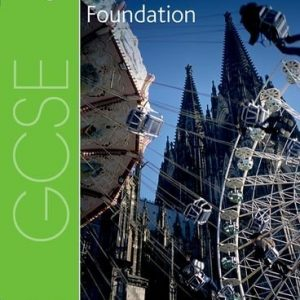 AQA GCSE German for 2016: Foundation Student Book by David Riddell (2016-05-12)