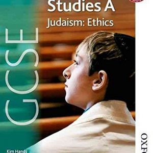 [AQA GCSE Religious Studies A - Judaism: Ethics] (By: Cynthia Bartlett) [published: December, 2009]