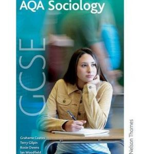 AQA GCSE Sociology Student Book by Woodfield, Ian ( AUTHOR ) May-18-2009 Paperback