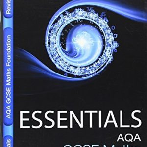 AQA Maths Foundation Tier: Revision Guide (Collins GCSE Essentials): Written by Trevor Senior, 2012 Edition, Publisher: Letts [Paperback]