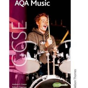 AQA Music GCSE Student's Book by Chapman, Bob ( AUTHOR ) May-27-2009 Paperback