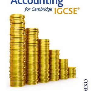 Accounting for Cambridge IGCSE