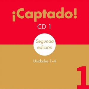 Captado! Segunda edicion Book 1 CD Set: CD Set 1