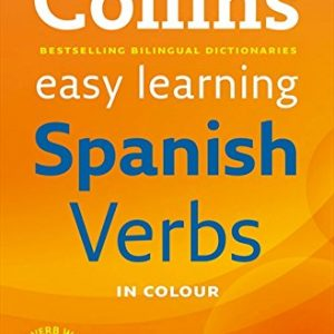 Easy Learning Spanish Verbs: with free Verb Wheel (Collins Easy Learning Spanish)