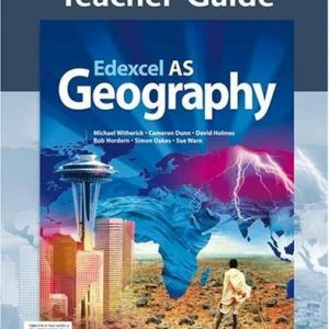 Edexcel AS Geography Teacher Guide (+CD) (Gcse Photocopiable Teacher Resource Packs) by Warn, Sue, Hordern, Bob, Witherick, Michael, Dunn, Cameron, (2008) Hardcover