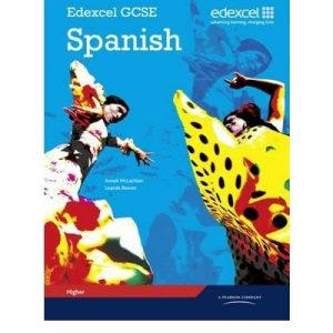 Edexcel GCSE Spanish Higher Student Book Higher Student Book by McLachlan, Anneli ( AUTHOR ) May-18-2009 Paperback