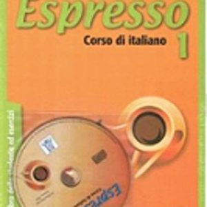 Espresso 1 Student Book with CD