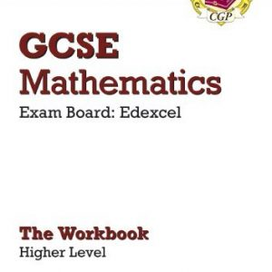 [(GCSE Maths Edexcel Workbook (with Answers and Online Edition) - Higher )] [Author: CGP Books] [Jul-2010]
