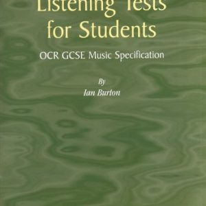 Listening Tests for Students, OCR GCSE Music Specification: Bk. 2 (Rhinegold Education)