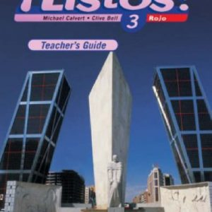 Listos! 3 Rojo Teacher's Guide (Listos for 14-16)