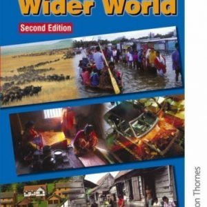 The New Wider World - Teacher's Resource Guide - Second Edition: Teacher Resource Guide 2nd (second) Edition by Punnett, Neil Anthony, Rae, Alison published by Nelson Thornes (2003)