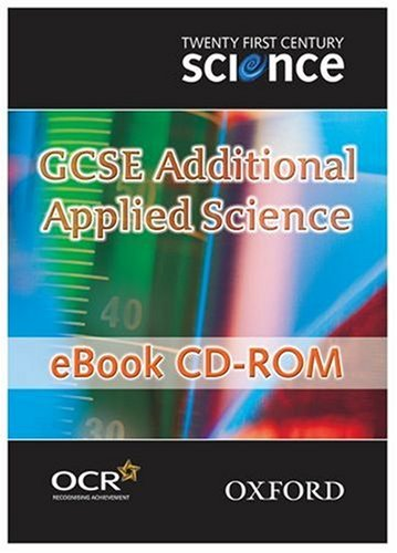 Twenty First Century Science: GCSE Additional Applied Science e-Book