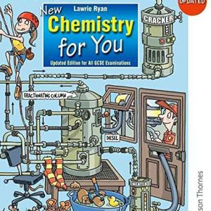 [Updated New Chemistry for You: Student Book: For All GCSE Examinations] (By: Lawrie Ryan) [published: August, 2011]