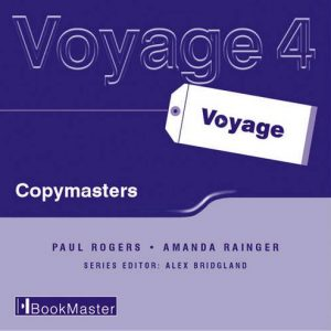 Voyage: Copymaster and Assessment CD-ROM Stage 4