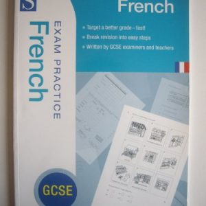 WH Smith GCSE Exam Practice French with CD to accompany listening paper