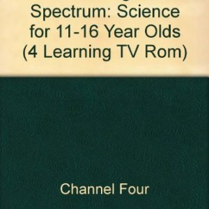 4 Learning Electromagnetic Spectrum TV-ROM: Science for 11-16 Year Olds (4 LEARNING TV-ROM)