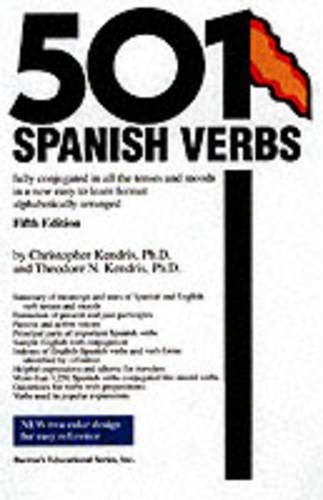 501 Spanish Verbs (5th Edition)