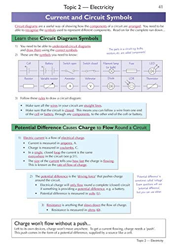 9-1 GCSE Combined Science: Physics AQA Foundation Complete Revision & Practice with Online Edn (CGP GCSE Combined Science 9-1 Revision)