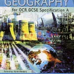 A New Introduction to Geography for OCR GCSE Specification A by Pallister, John, Hart, Greg, Flinders, Keith, Gardner, David (2001)