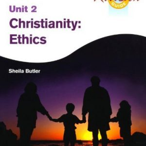 AQA (A) GCSE Religious Studies Exam Revision Notes Christianity - Ethics by Butler, Sheila ( AUTHOR ) Sep-25-2009 Paperback