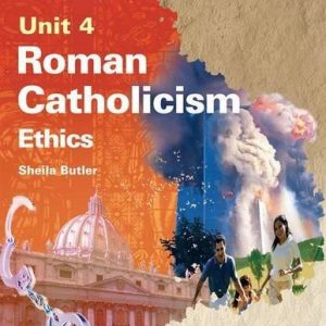 AQA (A) GCSE Religious Studies Revision Guide Unit 4: Roman Catholicism: Ethics (Aqa a Gcse Revision Guide) by Sheila Butler (25-Sep-2009) Paperback