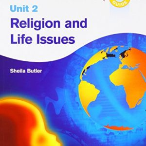 AQA (B) GCSE Religious Studies Revision Guide Unit 2: Religion and Life Issues: Religion and Life Issues and Religion and Morality (Exam Revision Notes) by Sheila Butler (25-Sep-2009) Paperback