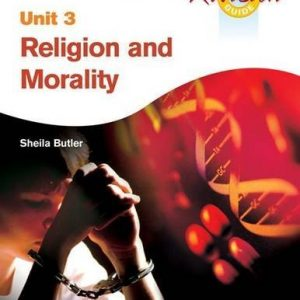 AQA (B) GCSE Religious Studies Revision Guide Unit 3: Religion and Morality by Butler, Sheila (November 27, 2009) Paperback