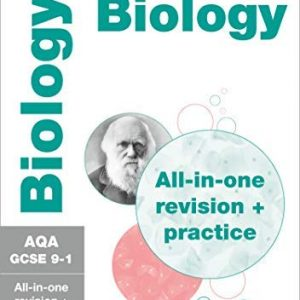 AQA GCSE 9-1 Biology All-in-One Complete Revision and Practice: For the 2020 Autumn & 2021 Summer Exams (Collins GCSE Grade 9-1 Revision)