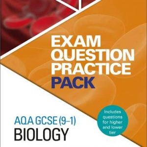 AQA GCSE (9-1) Biology: Exam Question Practice Pack