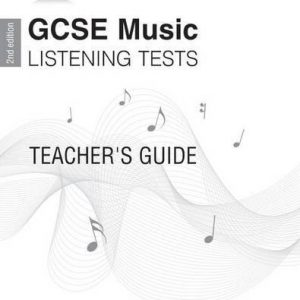 AQA GCSE Music Listening Tests Teacher's Guide by Andrew S Coxon, Philip Taylor (February 26, 2010) Paperback