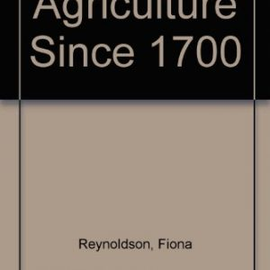 Agriculture Since 1700