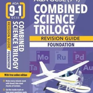BBC Bitesize AQA GCSE (9-1) Combined Science Trilogy Foundation Revision Guide (BBC Bitesize GCSE 2017)