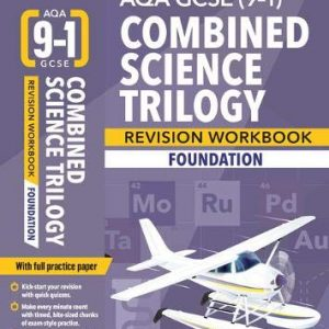 BBC Bitesize AQA GCSE (9-1) Combined Science Trilogy Foundation Workbook (BBC Bitesize GCSE 2017)