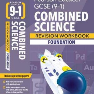 BBC Bitesize Edexcel GCSE (9-1) Combined Science Foundation Workbook (BBC Bitesize GCSE 2017)