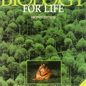 Biology for Life Second Edition: For GCSE by Roberts, M. B. V. (July 4, 2000) Paperback