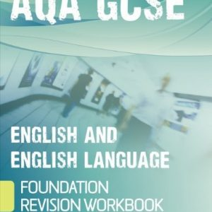 By Esther Menon Revise GCSE AQA English/Language Workbook - Foundation (AQA GCSE English, Language, & Literature) (1st Edition) [Paperback]