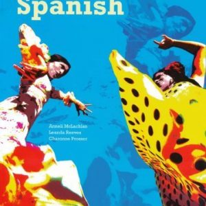 Edexcel GCSE Spanish: Higher Student Book by Reeves, Leanda, Mclachlan, Ms Anneli 1st (first) Edition (2009)