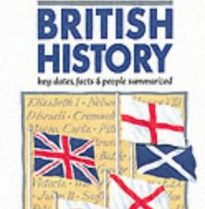 Essential British History: Key Dates, Facts and People Summarized