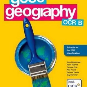 [(GCSE Geography OCR B Student Book)] [ By (author) John Widdowson, By (author) Caroline Cole, By (author) Alan Kinder, By (author) Peter Naldrett, By (author) Gemma Thurtle ] [April, 2011]