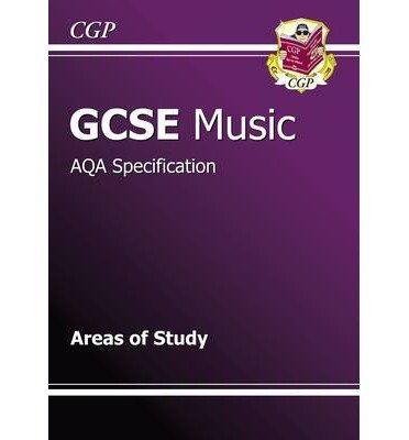 [ GCSE MUSIC AQA AREAS OF STUDY REVISION GUIDE ] by Parsons, Richard ( Author ) [ Jan- 04-2010 ] [ Paperback ]