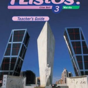 Listos! 3 Verde Teacher's Guide (Listos for 14-16)