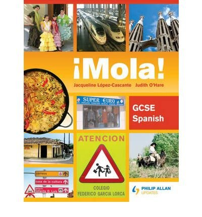 [ Mola! Gcse Spanish Course Book ] By Thacker, Mike ( Author ) Mar-2009 [ Paperback ] Mola! GCSE Spanish Course Book