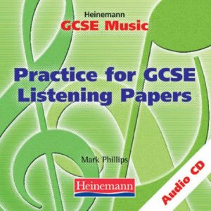 Practice for GCSE Music Listening Paper Audio CD (Practice for GCSE Music Listening Papers)
